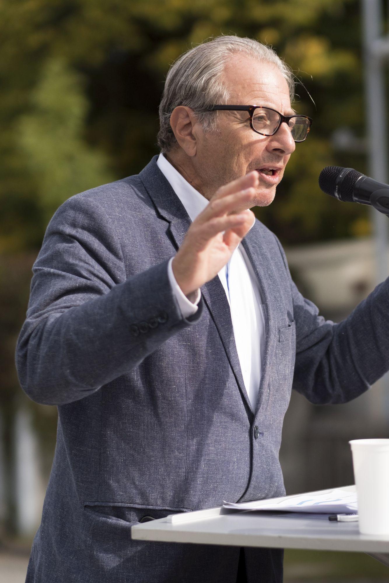 Marian Offman, Stadtrat der CSU